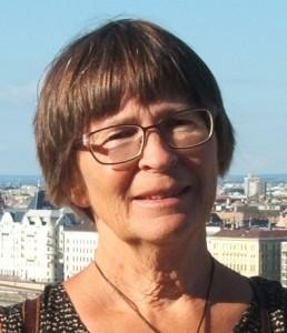 Presentasjon av kursholdere – Anna Halsne