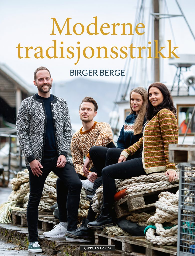 Foredrag med Birger Berge
